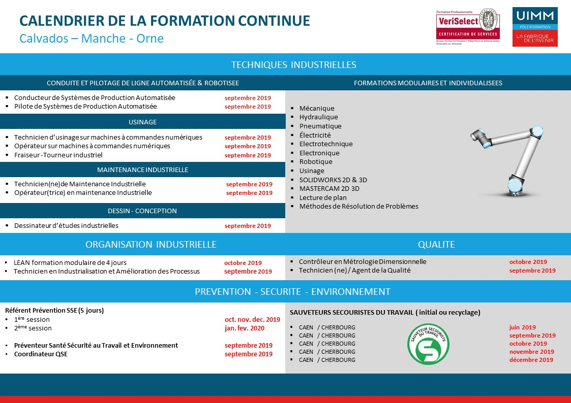 Calendrier Pole.Pole Formation Basse Normandie Accueil Formation